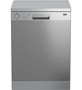 Beko lavavajillas DFN05210X, 12 cubiertos, inox