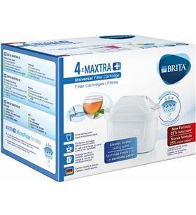 Brita pack 4 unidades filtro maxtra 1025373