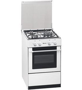 Meireles cocina G1530DVW 3f butano/propano blanca Cocinas vitroceramicas - G1530DVW