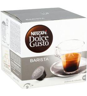 Nestle cafe barista dolce gusto 12192631, 16 capsulas. baristaarabica