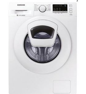 Samsung lavadora carga frontal WW80K4430YW 1400rpm 8kg