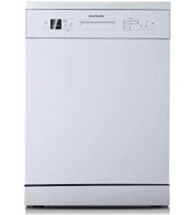 Daewoo lavavajillas DDWMJ1411W 14 cubiertos blanco