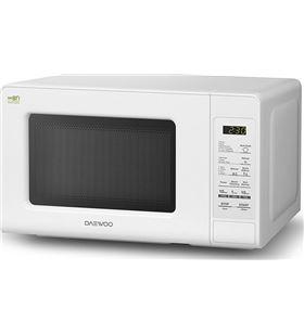 Daewoo microondas con grill kor-6f0duo 20l blanco kor6f0bduo