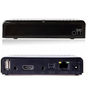 Qviart 05163753 qvi01011 sintonizador satélite iptv ott - QVI01011