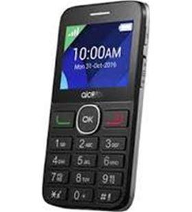 Alcatel telefono libre 2008g bluetooth sd micro usb radio plata ALC2008G_3BALIB