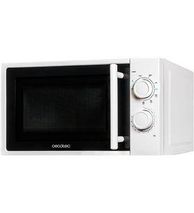 Cecotec microondas 01362 con grill 700w/900w blanco