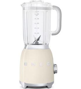 Smeg batidora de vaso blf01creu crema