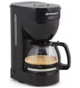 Orbegozo cafetera goteo CG4014 650w negra
