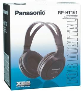 Panasonic auricular urbano negro, rpht161ek