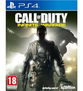 Sony 197185 juego ps4 call of duty infinity warfare - 197185