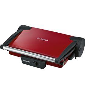 Bosch contact grill TFB4402V rojo
