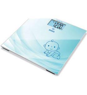Daga 30504225 dual function bathroom scale Básculas - 30504225