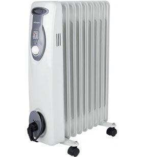 Orbegozo radiador de aceite 9 elementos RA2000E Radiadores - RA2000E
