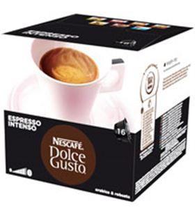 Nestle 12168775 cafe intenso dolce gusto 16 capsulas - 12168775