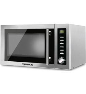 Taurus microondas grill 25l laurent inox 970926