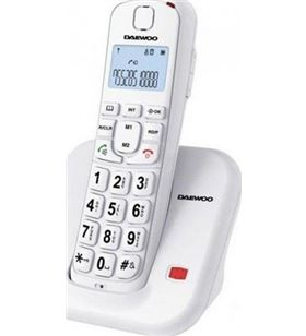 Daewoo télefono inalámbrico DTD7200B negro Teléfonos inalambricos - DTD7200B