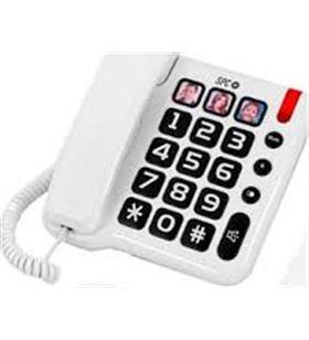 Telefono sobremesa Spc 3294B comfort numbers Teléfonos - 3294B