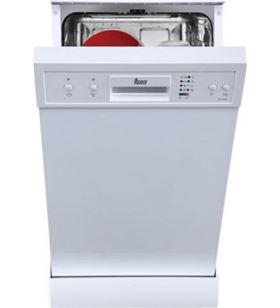 Teka lavavajillas lp8400 45cm blanco a+ lp8400blanco
