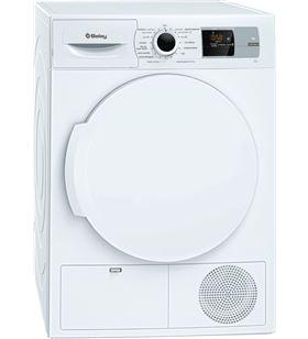 Balay secadora carga frontal 3sb285b condensación 8kg a+ blanca