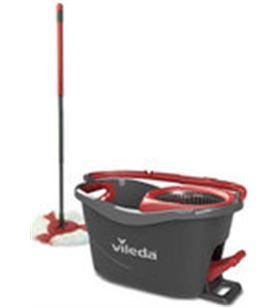 Vileda fregona+cubo con pedal easy wring&clean 151153