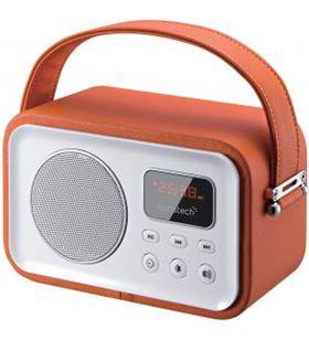 Sunstech radio portatil digital rpbtbl450or RPBT45OR - RPBTBL450OR