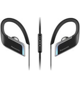 Panasonic auricular sport bluetooth rp-bts50e-k negro rpbts50ek