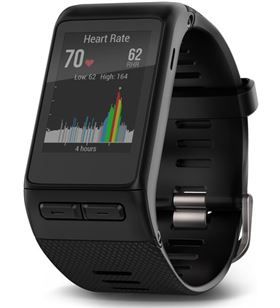 Smartwatch Garmin vivoactive hr negro 010-01605-00