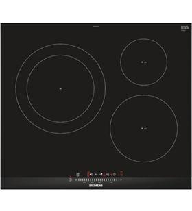 Siemens placa induccion EH675FJC1E 3f 60cm Placas induccion - EH675FJC1E
