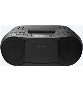 Sony radio cassete cfds70b sistema mega bass cfds70b negro CFDS70BCED - CFDS70B