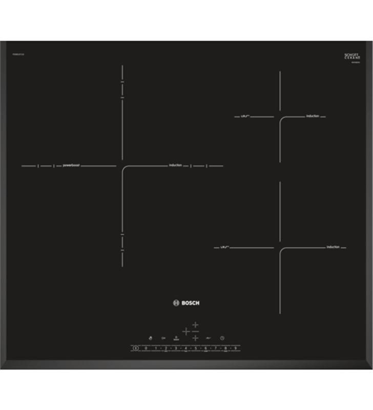 Bosch PID651FC1E placa de inducción 60cm ancho Placas induccion - PID651FC1E