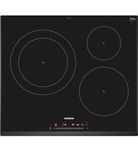 Siemens placa de inducción 60cm eh651fjb1e negro