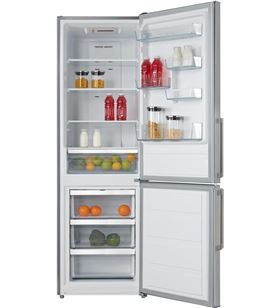 Teka frigorífico combi nfl320x 188cm inox a+ 40672001