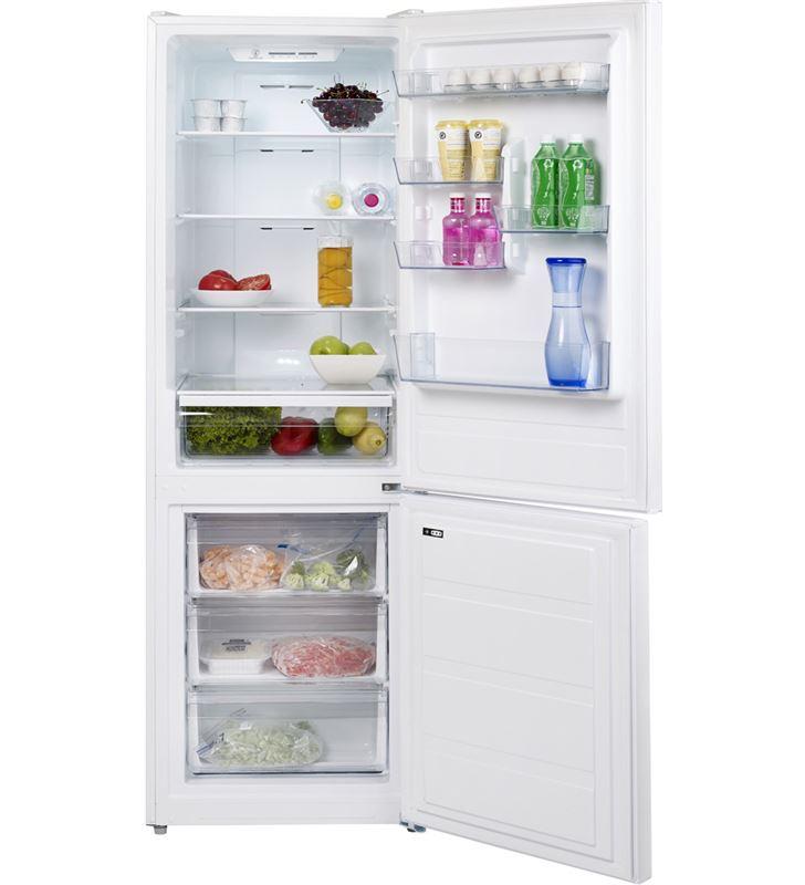 Teka frigorífico combi nfl320 188cm nf blanco a+ 40672000 - 84211521438651