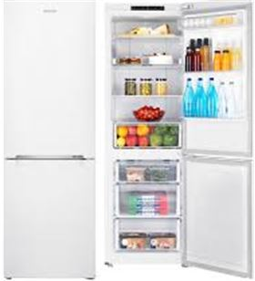 Samsung frigorífico combi rb33j3000ww no frost