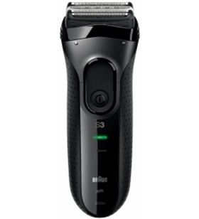 Braun afeitadora 3020 black serie3 3-3020PACK