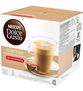 Nescafe dolce gusto cafe cortado descafeinado 12213078 - 12213078
