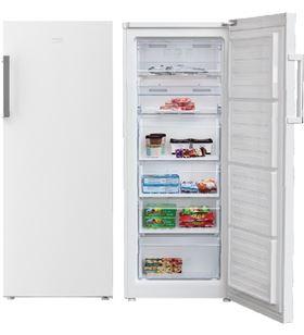 Beko congelador RFNE270K21W no frost Congeladores verticales hasta 99cm