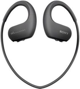 Sony reproductor mp3 nwws413b negro SONNWWS413B Auriculares - NWWS413B