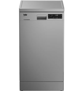 Beko lavavajillas inox dfs28020x