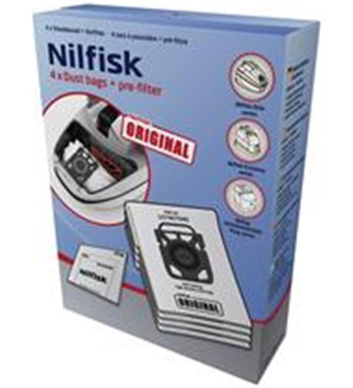 Nilfisk 107407940 bolsas de aspirador elite Accesorios recambios aspiradora - 107407940
