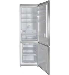 Edesa frigorifico combi f670-a urban no frost inox a+ 200cm F670A - F670AINOX-1