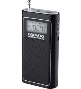 Daewoo radio digital DRP125 Radio - DRP125