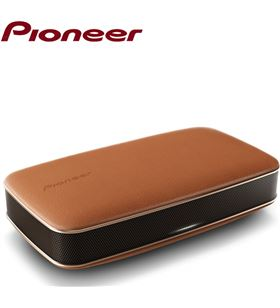 Altavoz portatil Pioneer xw-lf3-t nfc en piel XWLF3T
