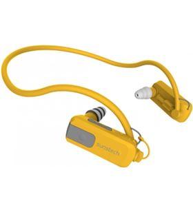 Sunstech reproductor mp3 triton4gbyl amarillo TRITON4GBBLACK - TRITON4GBYL
