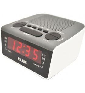 Radio despertador Elbe CR932 negro, digital 0,6''