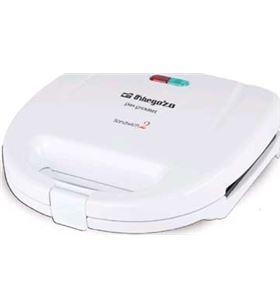 Sandwitchera Orbegozo SW4300 2 unidades blanca Sandwicheras - 8436044529375