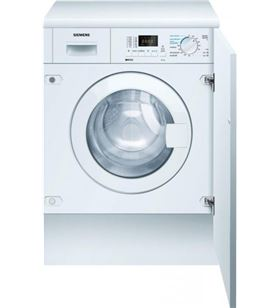 Siemens lavadora secadora carga frontal integrable wk12d321 7kg 1200rpm WK12D321EE - WK12D321