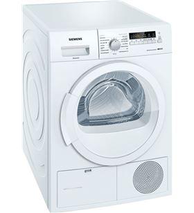 Siemens secadora carga frontal WT45W230EE condensación 8kg a++ blanca