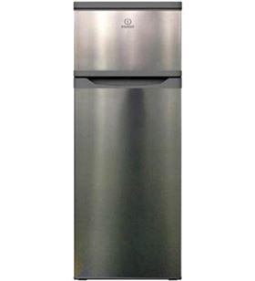 Indesit frigorífico 2 puertas RAA29NX inox