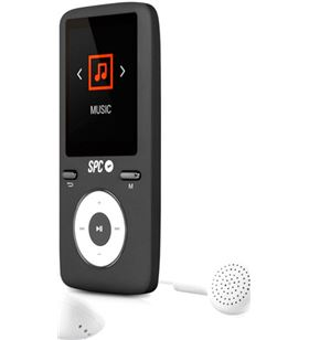 Spc reproductor mp4 pure sound colour 8488D Reproductores MP5 - 8488D